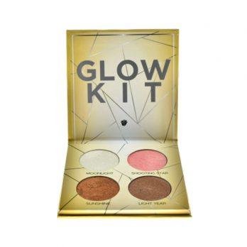 Paleta iluminadores glow kit